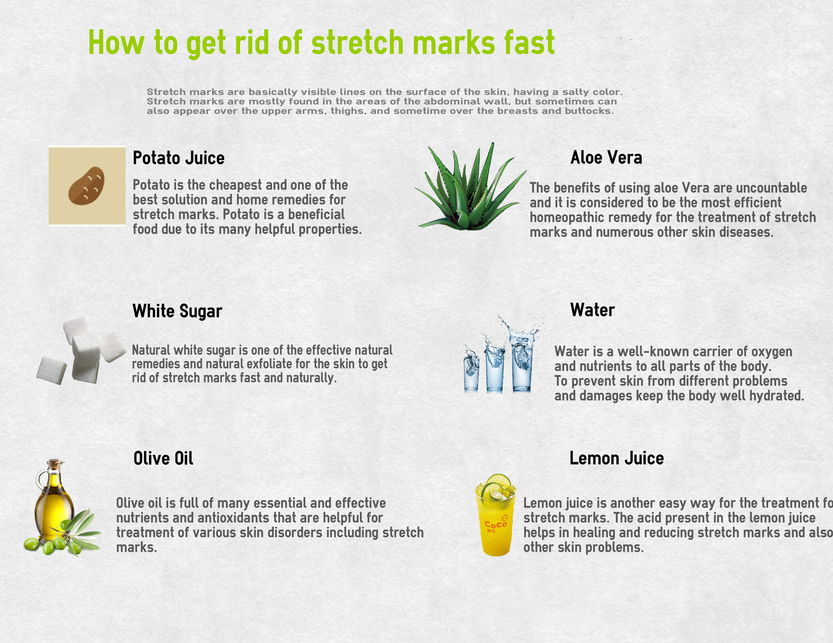 How-to-get-rid-of-stretch-marks-fast-infographics