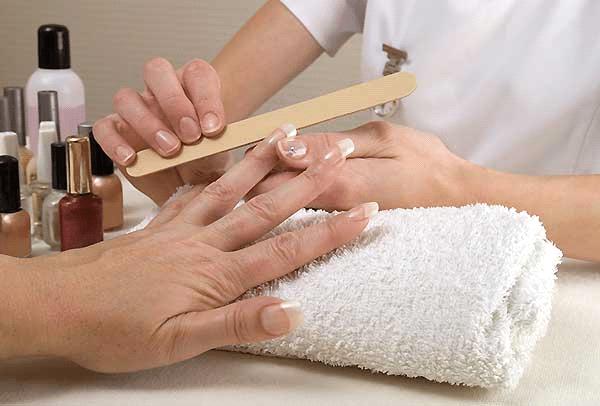 How to make fake nails at home