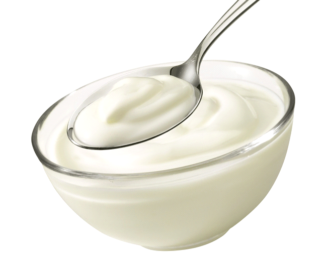 Yogurt for dandruff Treatment