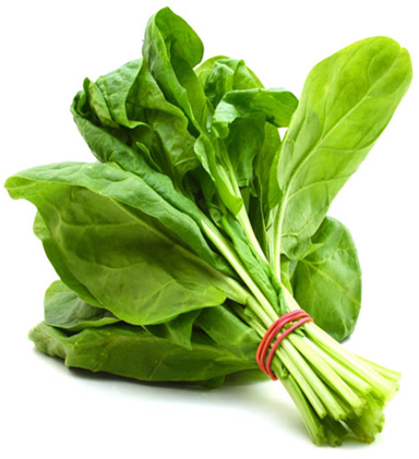 How to treat anemia naturally - Spinach