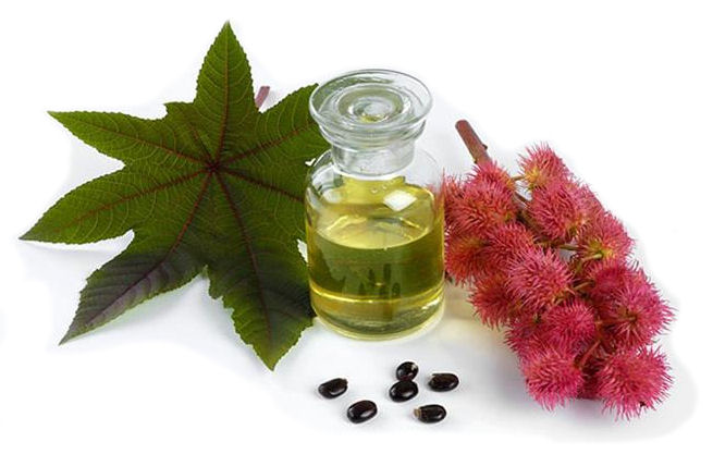 tightening skin with Castor Oil