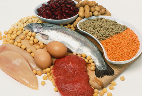 tightening skin with Lean Protein