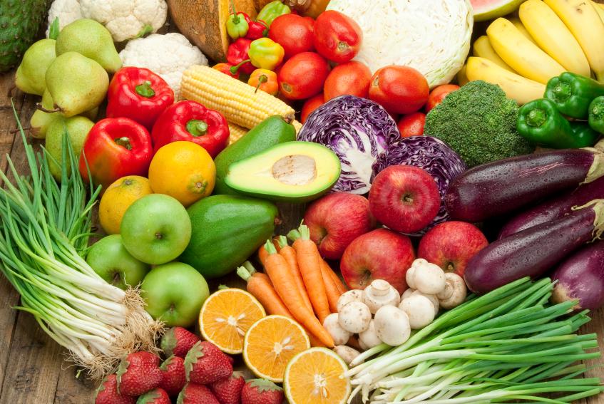 tightening skin with raw food