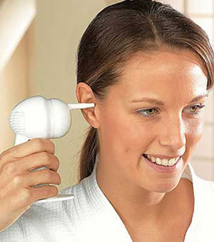 How to get rid of Ear Infection with Cleaning the Ear