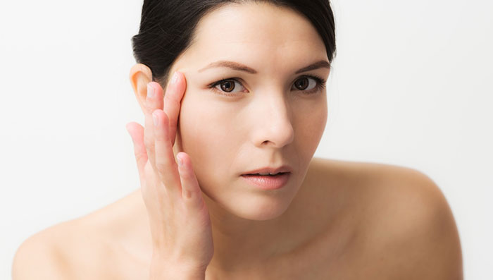 how to get rid of open pores