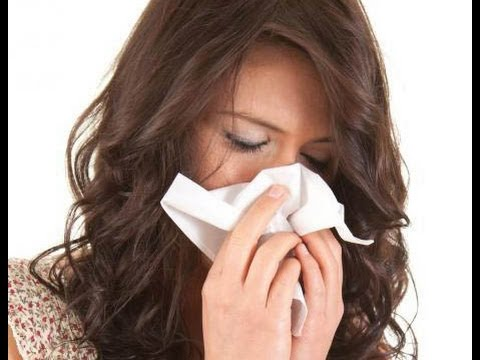 How to Get Rid of Runny Nose